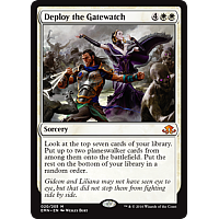 Deploy the Gatewatch (Foil)