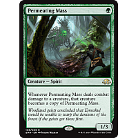 Permeating Mass