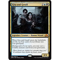 Gisa and Geralf (Prerelease)