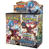 XY- Steam Siege booster box (36 boosters)