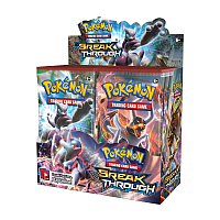 XY- XY- BREAKthrough booster box (36 boosters)