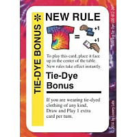 TableTop Day Fluxx Promo card
