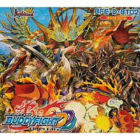 Roar! Invincible Dragon!! - Triple D Booster Display (30 Packs)