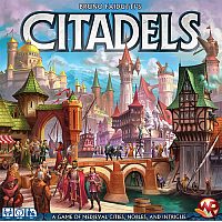 Citadels (New Edition 2016) (Sv)
