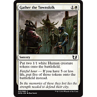 Gather the Townsfolk