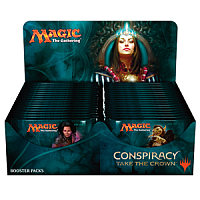 Conspiracy: Take the Crown Booster box