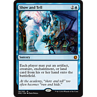 Show and Tell ( Foil )