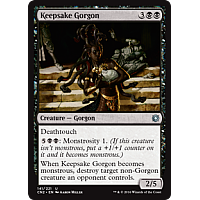 Keepsake Gorgon