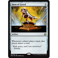 Horn of Greed (Foil)