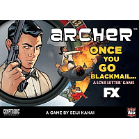 Archer: Once You Go Blackmail