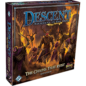 Descent: Journeys in the Dark (Second Edition) - The Chains That Rust_boxshot