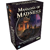 Mansions of Madness (Second Edition): Recurring Nightmares Figure and Tile Collection