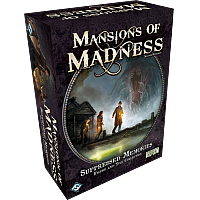 Mansions of Madness (Second Edition): Suppressed Memories Figure and Tile Collection