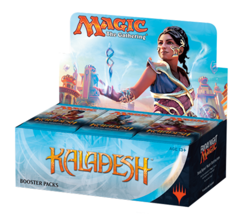 Kaladesh booster display_boxshot