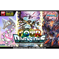 Triple D Alternative Vol.2: Four Dimensions Booster box (30 Packs)
