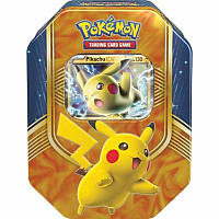 2016 Fall TIN Battle Heart Pikachu-EX Tin
