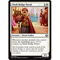 Ninth Bridge Patrol