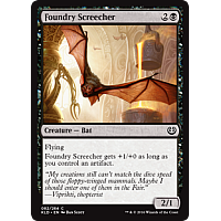 Foundry Screecher