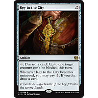 Key to the City ( Foil )