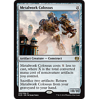 Metalwork Colossus ( Foil )
