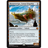 Skysovereign, Consul Flagship (Prerelease)