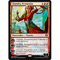 Chandra, Pyrogenius