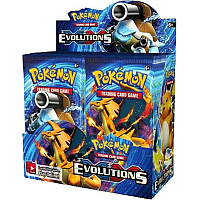 XY- Evolutions Display (36 boosters)