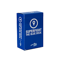 Superfight - Blue Deck (Locations)