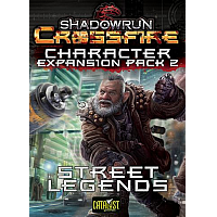 Shadowrun: Crossfire: Character Expansion Pack 2