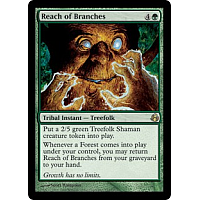 Reach of Branches (Foil)