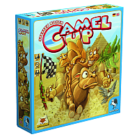 Camel Up [Camel Cup] + Supercup Expansion Bundle
