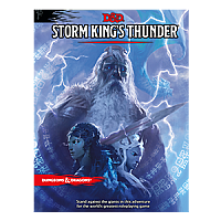 Dungeons & Dragons – Storm King's Thunder Adventure