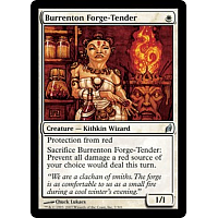 Burrenton Forge-Tender