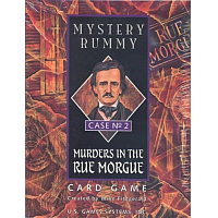 Mystery Rummy: Case #2 - Murders In The Rue Morgue