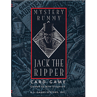 Mystery Rummy: Case #1 - Jack the Ripper