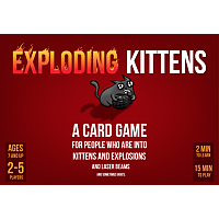 Exploding Kittens - Original Edition (Sv)