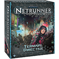 Android: Netrunner - Terminal Directive (Campaign)