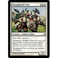 Thoughtweft Trio ( Foil )