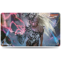 Commander 2016 Playmat, Breya, Etherium Shaper