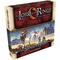 Lord of the Rings: The Card Game: Sands Of Harad (Deluxe)