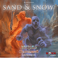 Mistfall: Sand And Snow