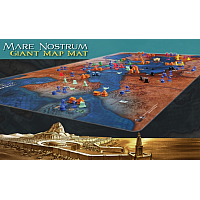 Mare Nostrum: Giant Map Mat