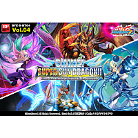Future Card Buddyfight - Shine! Super Sun Dragon!! - Triple D Booster Display (30 Packs)