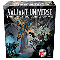 Valiant Universe: Deckbuilding Game