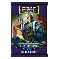 Epic Card Game: Uprising - Kark's Edict