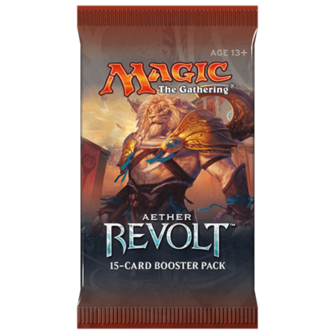 Aether Revolt Booster_boxshot