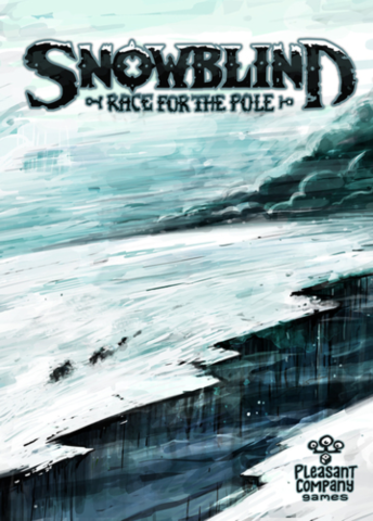 Snowblind - Race For The Pole_boxshot