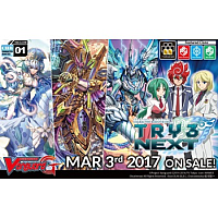 Cardfight!! Vanguard G - Try3 Next - Character Booster