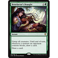 Benefactor's Draught