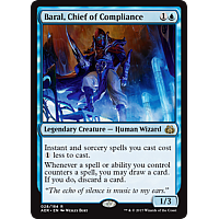 Baral, Chief of Compliance ( Foil )